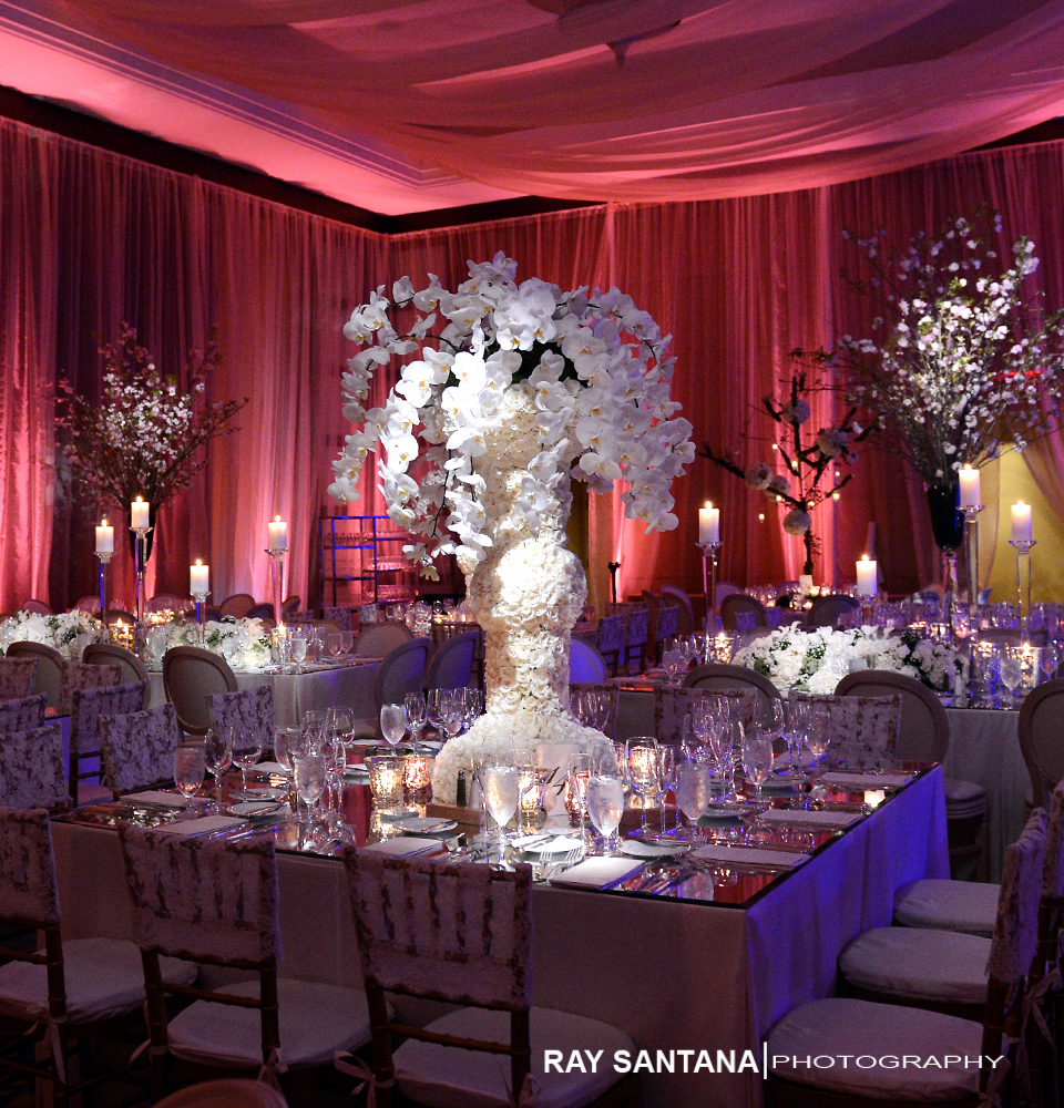 Miami Wedding Planner High End Weddings Luxury Celebrity Carolina Danny Mandarin Oriental