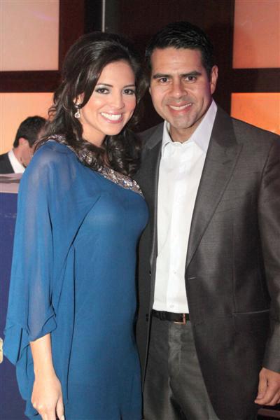 Pamela Silva Conde & Cesar Conde