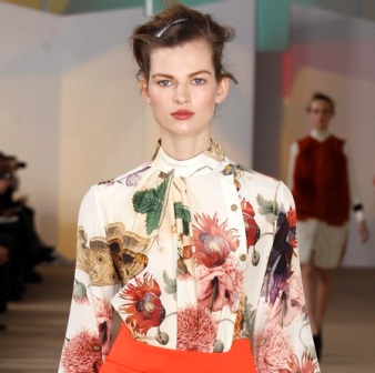 The Best Beauty Looks From Fall 2012 NY Fashion Week