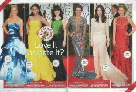 Red Carpet Style Mirrors Bridal Trends