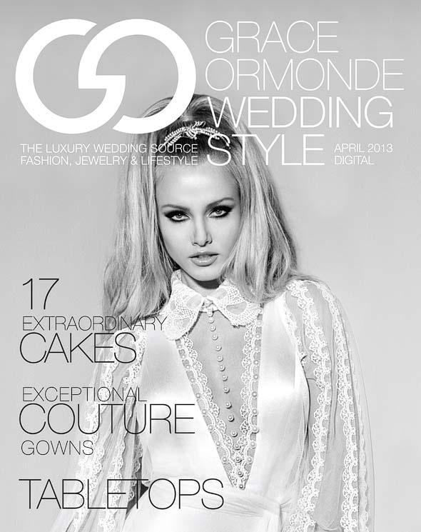 Grace Ormonde April 2013