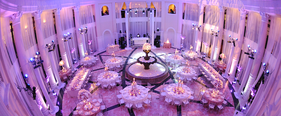 high end weddings miami