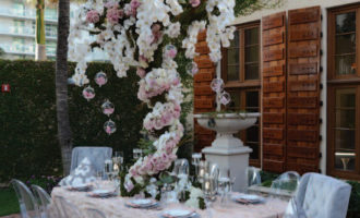 Tabletops Lourdes Milian