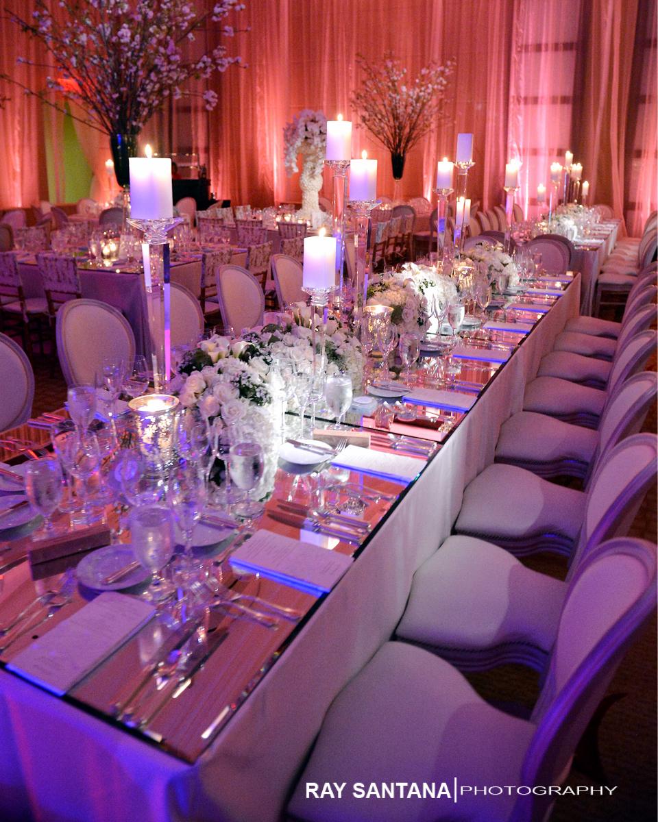 Mandarin Oriental Hotel Miami Wedding Detail Photos