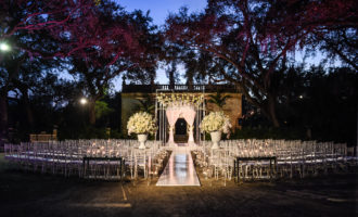 Ashley & Joey | Vizcaya Museum & Gardens