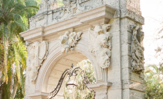 Vizcaya Museum and Gardens Wedding Featured In Style